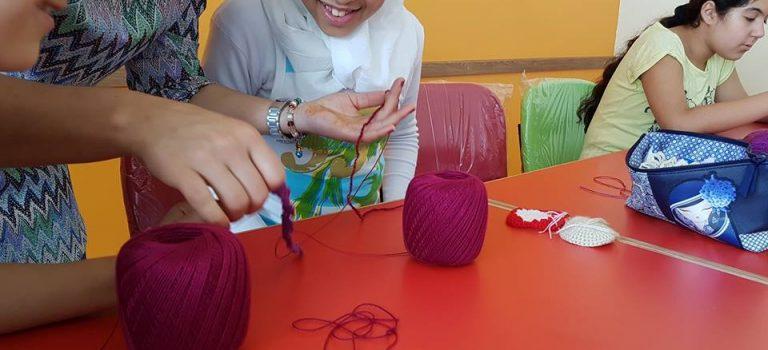 Suite atelier crochet