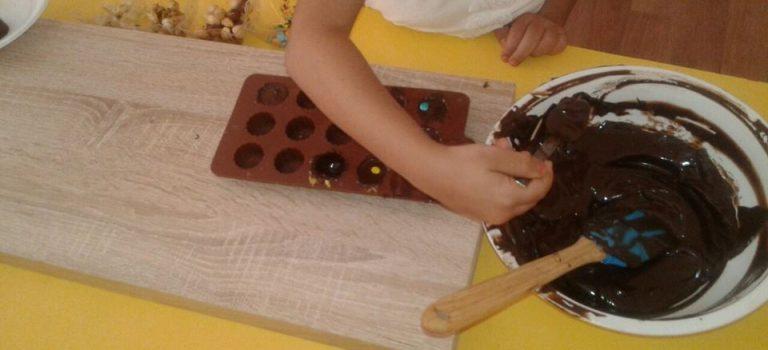 Atelier Chocolat à salé