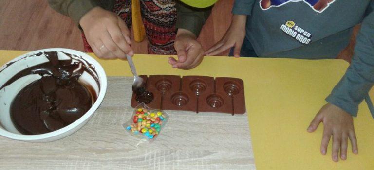 Atelier chocolat le samedi 8 septembre