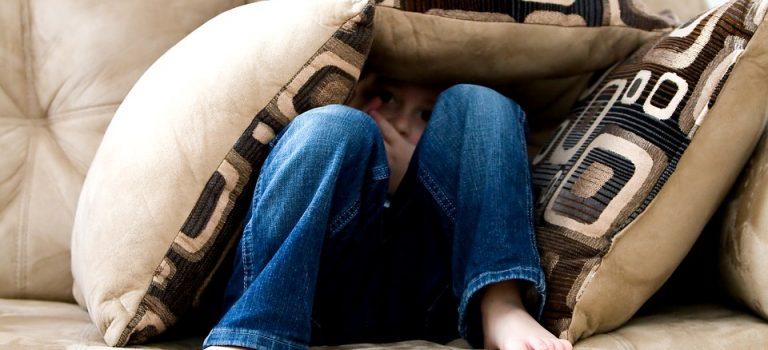 Comment surmonter la peur chez un enfant ?