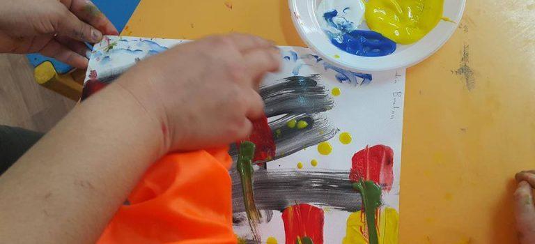 Atelier de peinture : Chaque mercredi