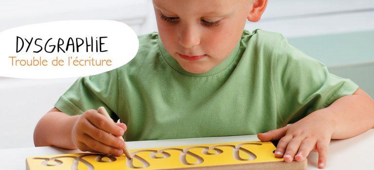 Exercices de dysgraphie pour votre enfant